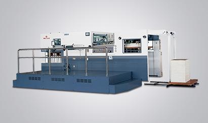 <b>1060A / 1060C 全自动平压平模切机</b>