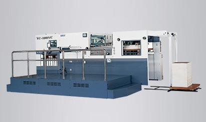 YC-1060A/C 全自动平压平模切机(清废可选)