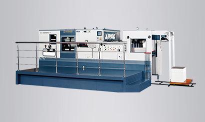 YC-1060MPB-Ⅱ 全自动平压平模切清废机