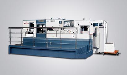 1060MPB-Ⅱ 全自动平压平清废模切机