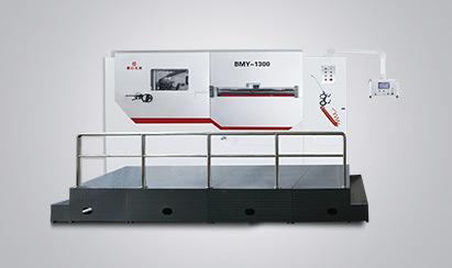 BMY-1300 半/全自动清废模切压痕机